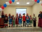 Концерт посвященный Дню народного единства для родителей и учащихся СОШ 30.