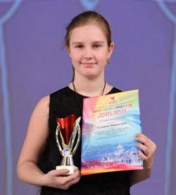 Степанова Виктория